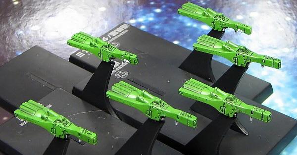 巡航艦Cosmic Cruiser銀河英雄伝説フリートファイル・バトルシップ ...