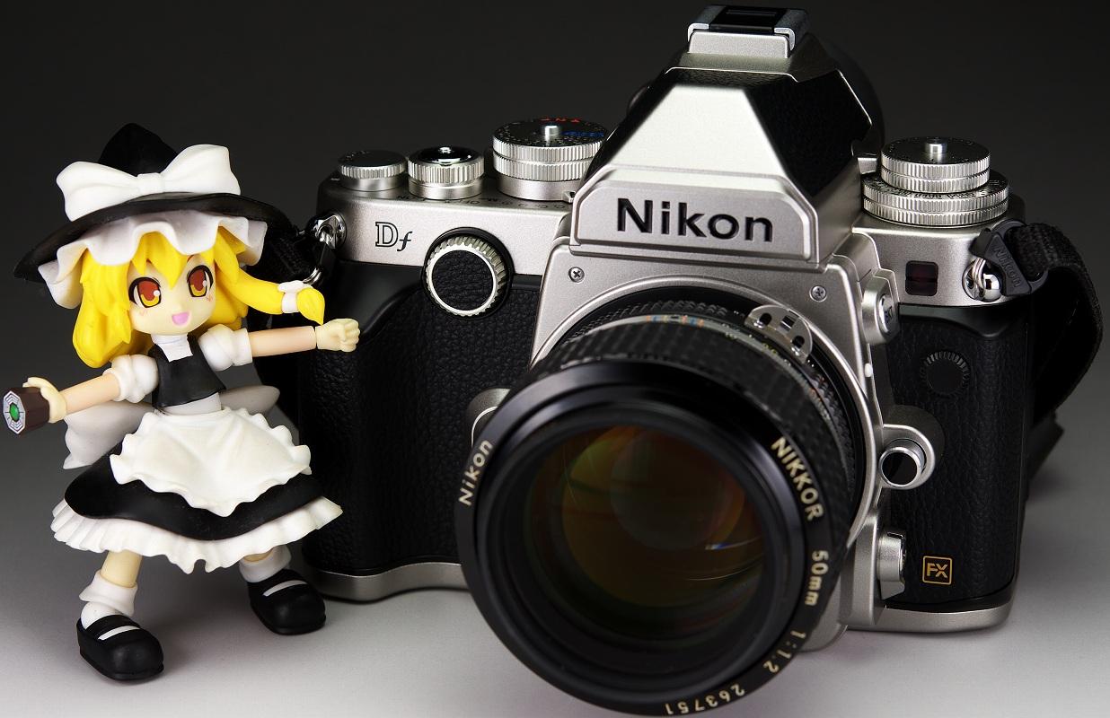 Nikon Dfカメラ・レンズレビュー機材よろずなホビー